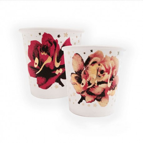 Stars & Roses Cups