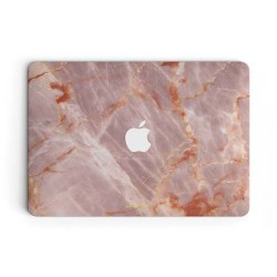 Blush Marble Laptop Skin