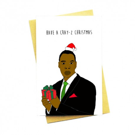 Have a Cray-Z Christmas
