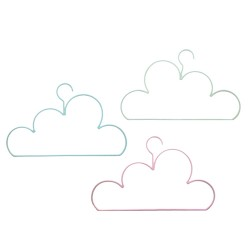 Cloud Hanger Set