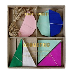 Geometric Mini Garlands