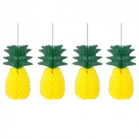 Small Paper Pineapples