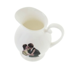 Kissing Couple Cream Jug