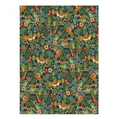 Wrapping Sheets Jungle