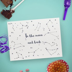 To the Moon and Back Cards