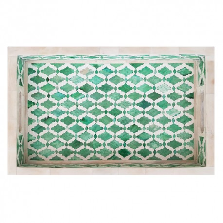 Small Arabesque Tray