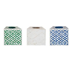 Arabesque Tissue Box - Square