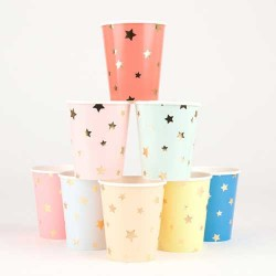 Stars Party Cups
