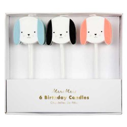 Dog Candles