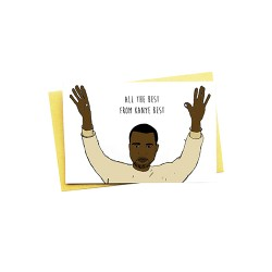 All the Best from Kanye West
