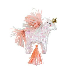 Unicorn Piñata Favor