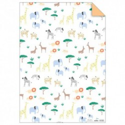 Safari Wrapping Sheets