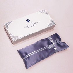 Lavender Silk Eye Pillows