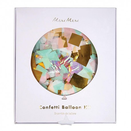 Iridescent Balloon Kit