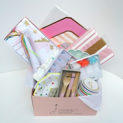 Unicorn Birthday Girl Kit