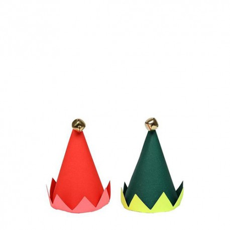 Mini Elf Party Hats