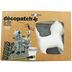 Cat Mini Decopatch Kit